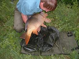 Carp Fishing At The Vacation Chateau
