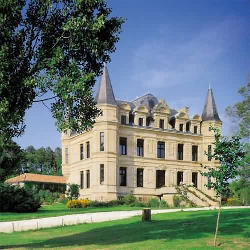 French Chateau To Hire