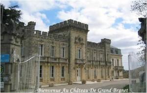 Chateau Grand Branet